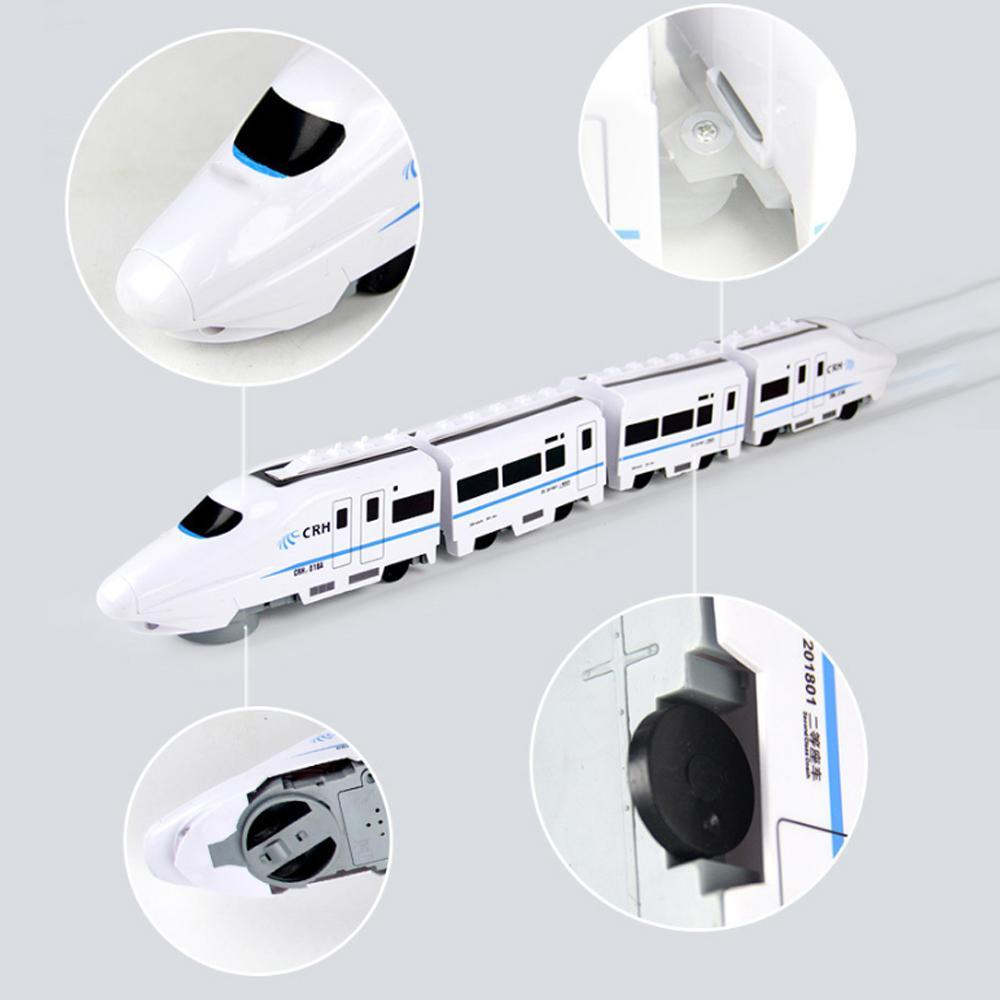 Mysticzone Harmony Train Toy Set High Speed Bullet Train for Children