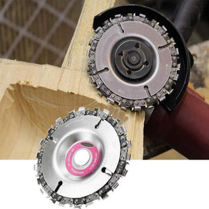 Mysticzone Grinder Disc Chain Saw