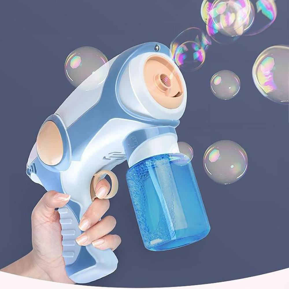 Mysticzone Magic smoke bubble machine for kids