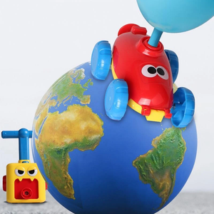 Mysticzone Balloons Car Children's Science Toy