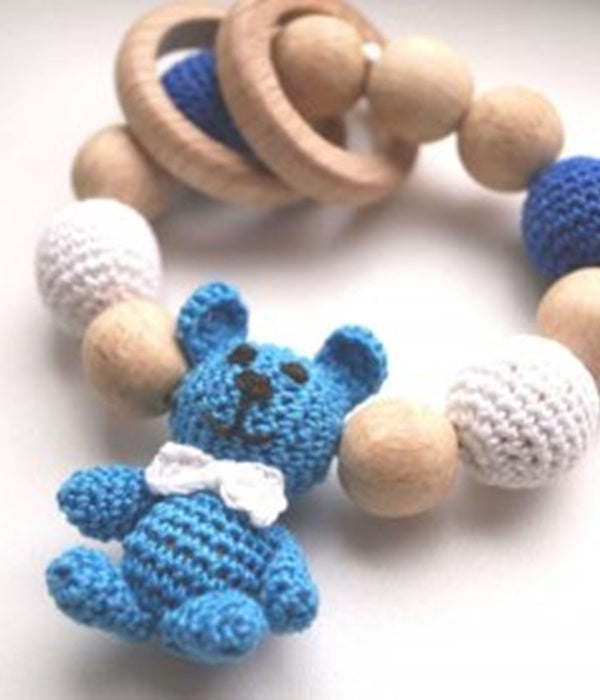 Animal Teething Bracelet