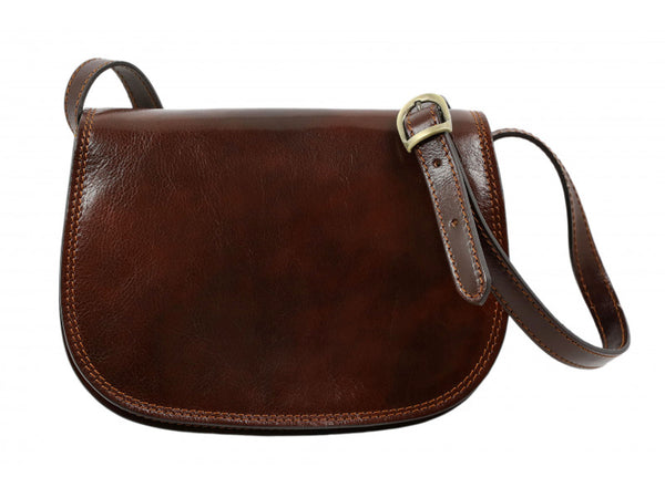 Crossbody Bag - Dark Brown