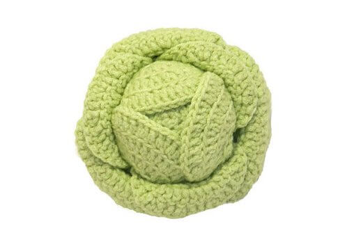 Crochet Cabbage