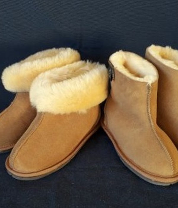 Children's Sheepskin Boots