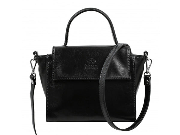 Leather Purse - Black
