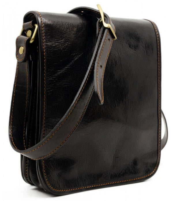 Messenger Bag - Dark Brown