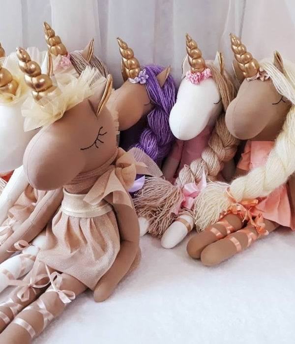 Handmade Unicorns