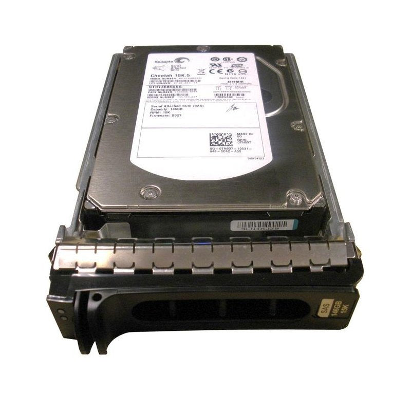 DELL 146GB 15K SAS-3GBPS 3.5