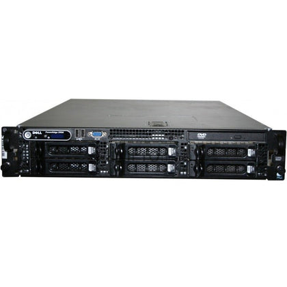 Dell Power Edge 2950 III  2U Rack Mount 8 Core Server | 32GB RAM | 1TB Storage