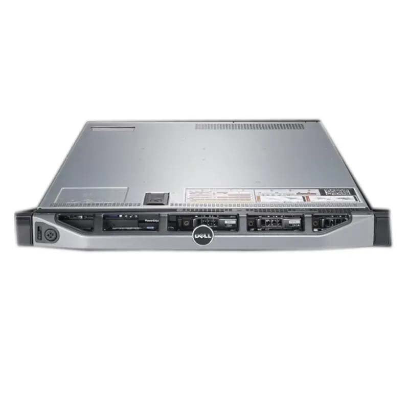 Dell Power Edge R320 1U Rackmount 8 Core Server