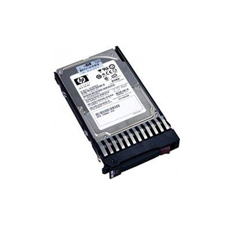 HP 300GB 10K RPM 6G DP 2.5 Inch SAS Hard Disk | 507129-003