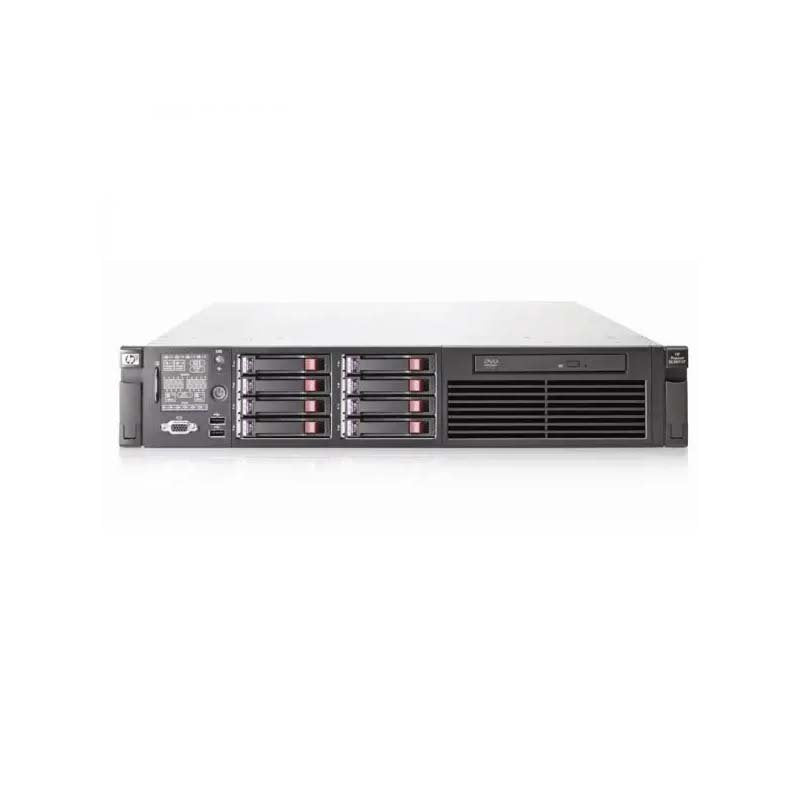 HP Proliant DL380 G7 2 U Rack Mount 8 Core Server | Dual Intel Xeon Quad Core | 32GB Ram | 600 GB Storage
