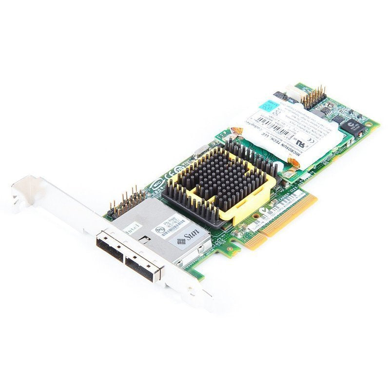 Sun 8-Port 3G/s SAS RAID HBA (External) Card | 375-3537