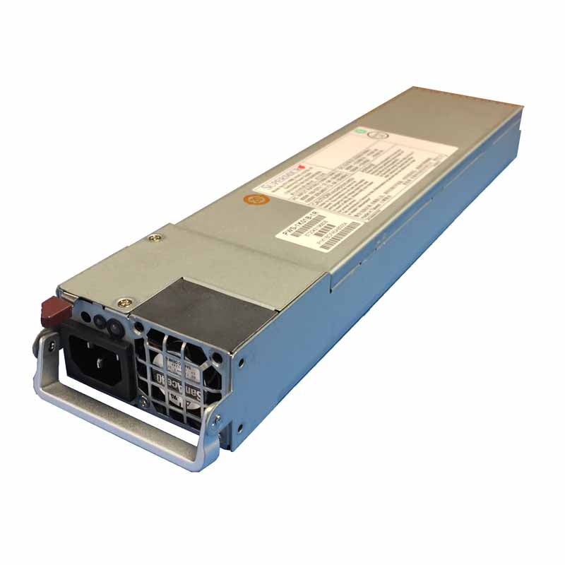 Supermicro 1U Power Supply | 800 Watt | PWS-801-1R