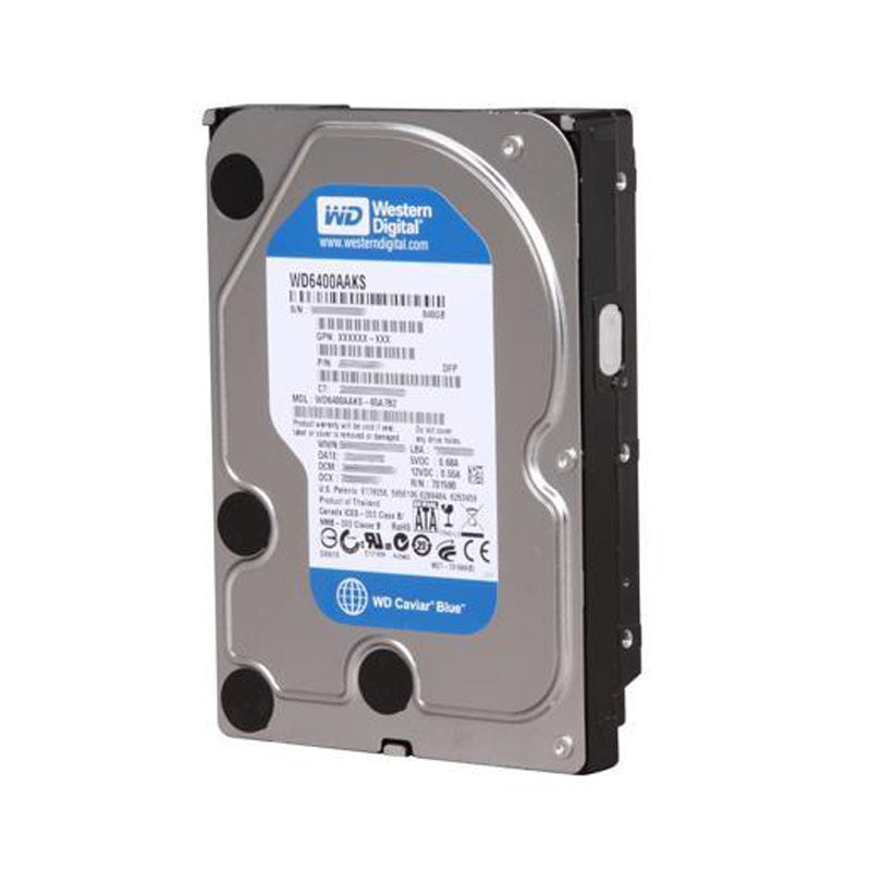 Dell 640GB 7.2K SATA 3Gbps 16MB Cache 3.5 Inch Hard Drive | 0C118D