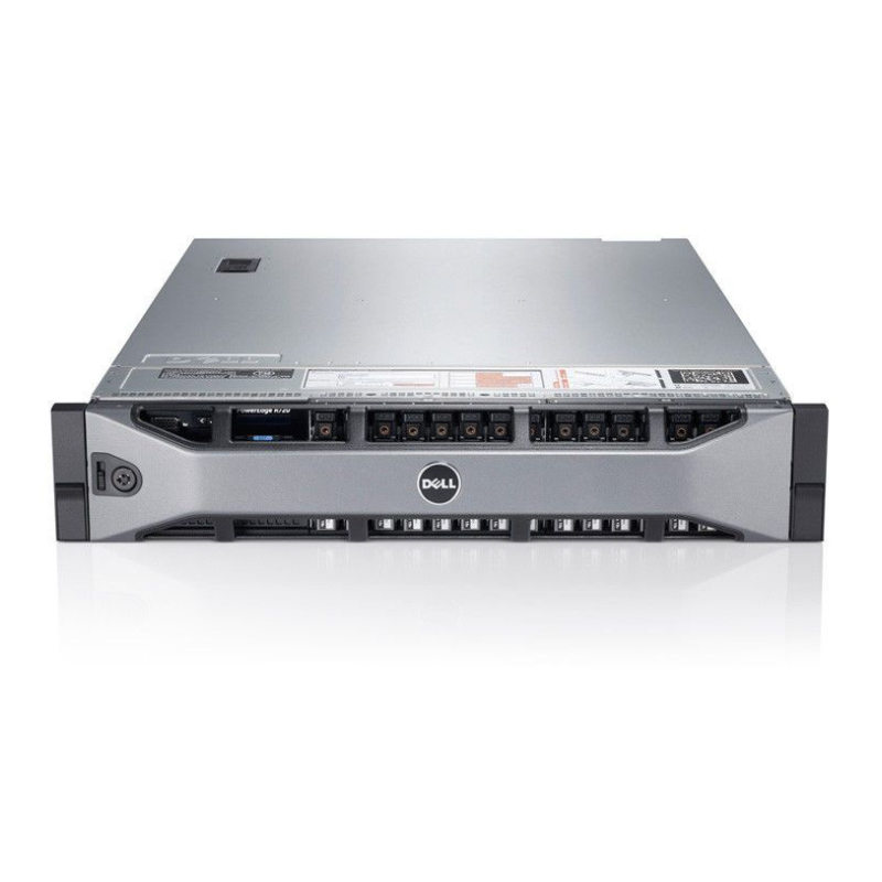 Dell Poweredge R720 Server | E5 2650L | V2 CPU | 32GB | 600GB