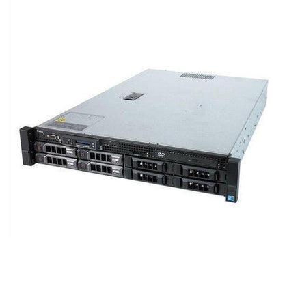 Dell Power Edge R 510 2 U Rack Mount Server