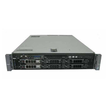 Dell Power Edge R710 Rack Mount Server | Quade Core | 32GB | 600GB