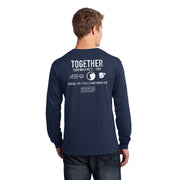 2020 Braver Together Virtual Torch Run Long Sleeve T-Shirt