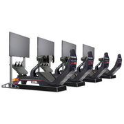 4x Red Bull Racing | playseat simulator