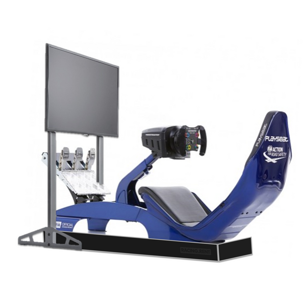 FIA | playseat simulator