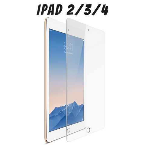 Tempered Glass - iPad 2/3/4 - IPD-SP3,  , Screen Protector, i-Think - i-Think - 1