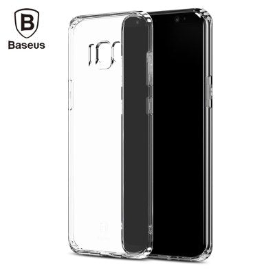 Θηκη Baseus Simple Series - Galaxy S8 - Διαφανο - iThinkSmart.gr