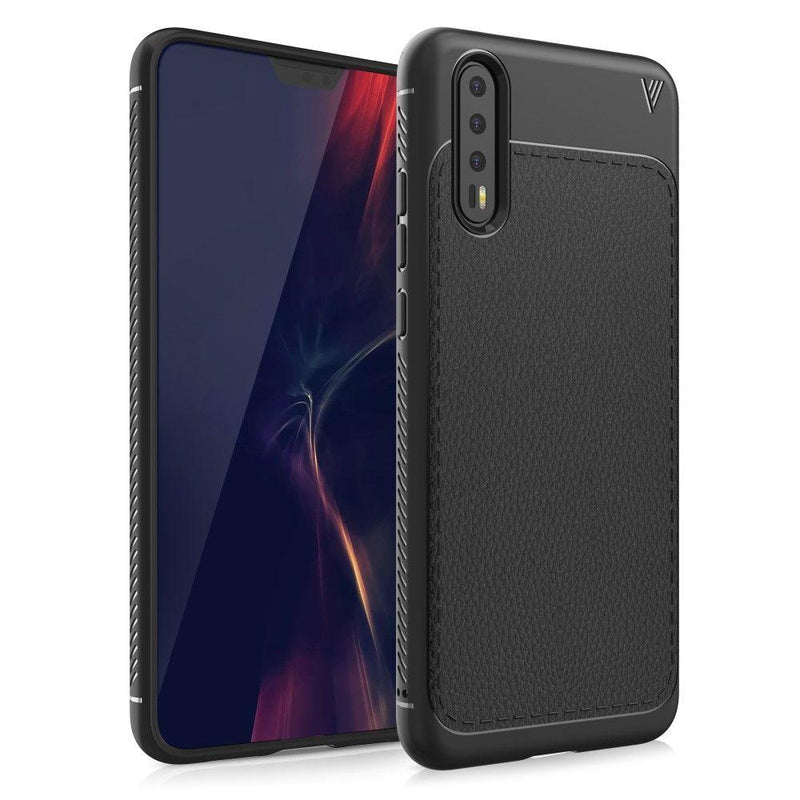 Θηκη TPU Leather Tech Protect - Huawei P20 Pro - iThinksmart.gr