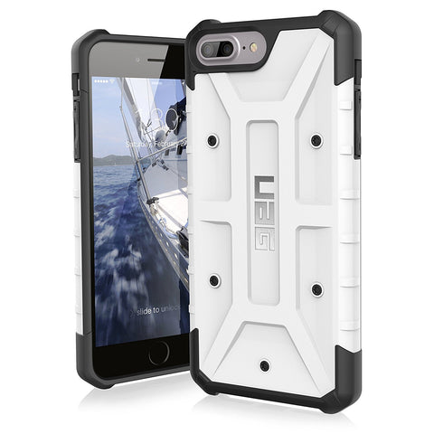 Θηκη UAG Pathfinder White - iPhone 6 Plus/ 6s Plus/ 7 Plus/ 8 Plus - iThinkSmart.gr