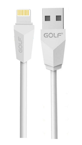Καλωδιο USB Lightning 1m GOLF GC-27i - iThinkSmart.gr