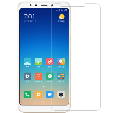 Tempered Glass - Xiaomi Redmi 5 Plus / Redmi Note 5 (Pro) - iThinkSmart.gr