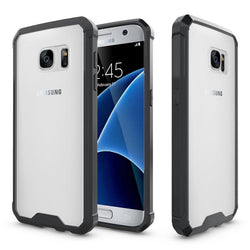 Θηκη Shockproof TPU - Galaxy S7 - Μαυρο - iThinksmart.gr