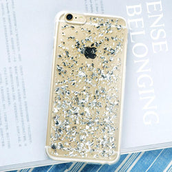 "Θηκη TPU ""Bling"" - iPhone 6/6s Plus - Ασημι - iThinksmart.gr"