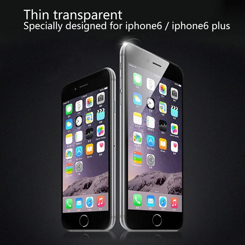 Θηκη TPU Haweel 0,3mm - iPhone 6 Plus / 6s Plus - Μαυρο - iThinksmart.gr