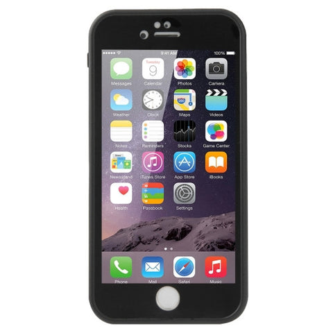 Θηκη Haweel Survivor - iPhone 6 Plus / 6s Plus - Μαυρο - IPH6P-W2BK,  , Θήκη, HAWEEL - i-Think - 3