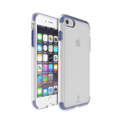 Θηκη Baseus Guards Case - iPhone 7 - Σκουρο Μπλε - IPH7-P17R,  , Θήκη, Baseus - i-Think - 1