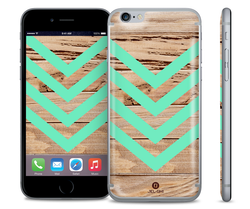 Θηκη Jel iPhone 6 WOODEN - iThinksmart.gr