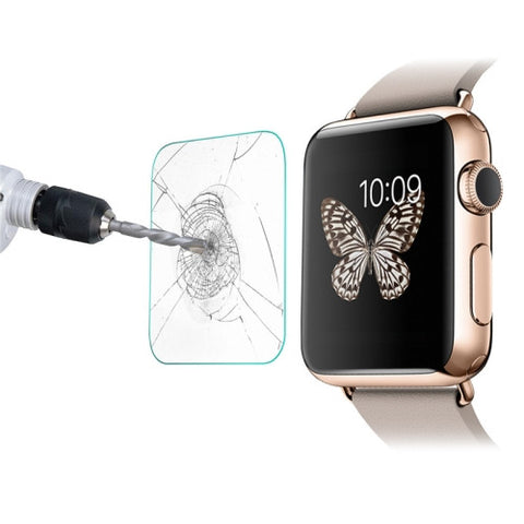 Tempered Glass - Apple Watch 38mm - iThinkSmart.gr
