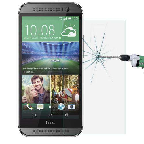 Tempered Glass - Τζαμάκι / Γυαλί Οθόνης - HTC One M9 - iThinksmart.gr