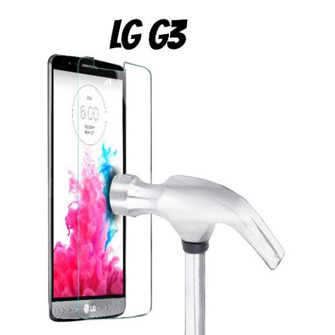 Tempered Glass - LG G3 - LGG3-SP1,  , Screen Protector, Lopurs - i-Think - 1