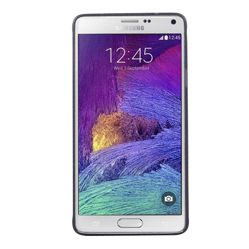Θηκη 0.3mm - Samsung Galaxy Note 4 - Μαυρο - iThinksmart.gr