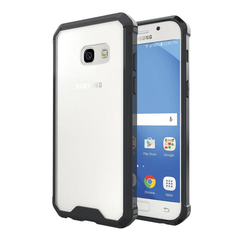 Θηκη Shockproof TPU - Galaxy A5 (2017) - Μαυρο - iThinkSmart.gr