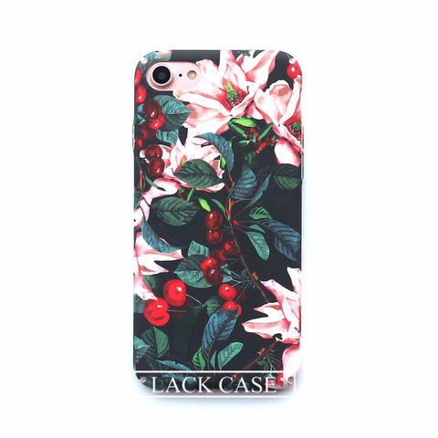 Θήκη LACK® Cherry Flower - iPhone 6 Plus/6s Plus