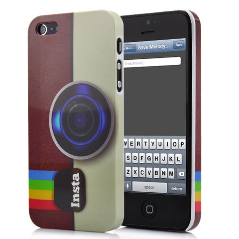 Θηκη Instagram - iPhone 5/5s/SE - IPH5-P3,  , Θήκη, i-Think - i-Think - 1
