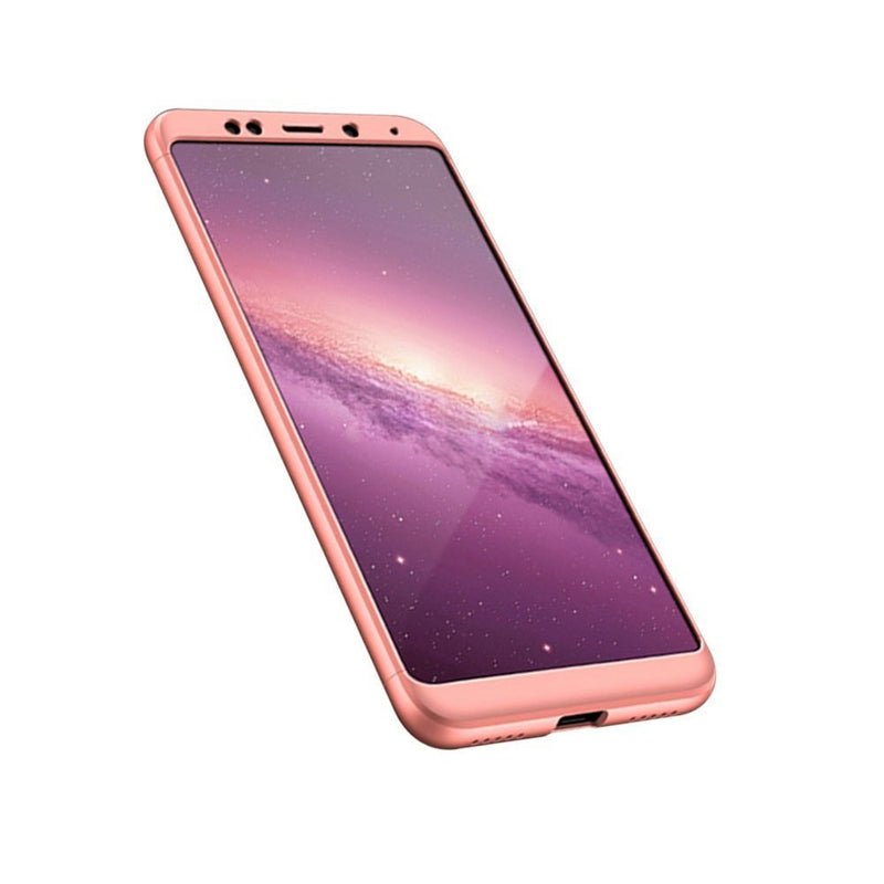 Θηκη GKK 360° Full Cover - Xiaomi Redmi 5 Plus - Ροζ - iThinksmart.gr