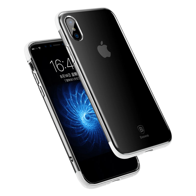 Θηκη Baseus Armor - iPhone X / XS - Λευκο - iThinksmart.gr