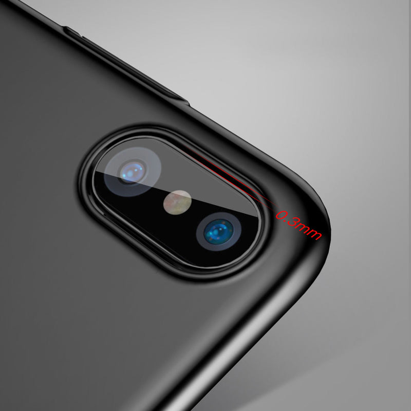 Θηκη Baseus Ultra Thin - iPhone X / XS - Κοκκινο - iThinksmart.gr