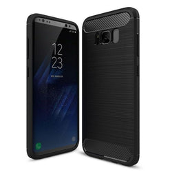 Θηκη TPU Carbon OEM - Galaxy S8 Plus - Μαυρο - iThinksmart.gr