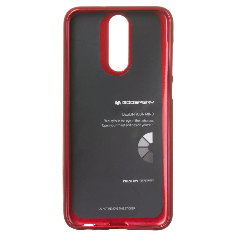 Θηκη Mercury Jelly Case - Huawei Mate 10 Lite - Red - iThinksmart.gr