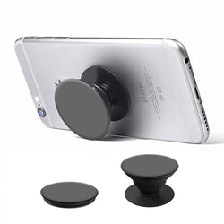Pop Holder Phone Stand - Black - iThinksmart.gr